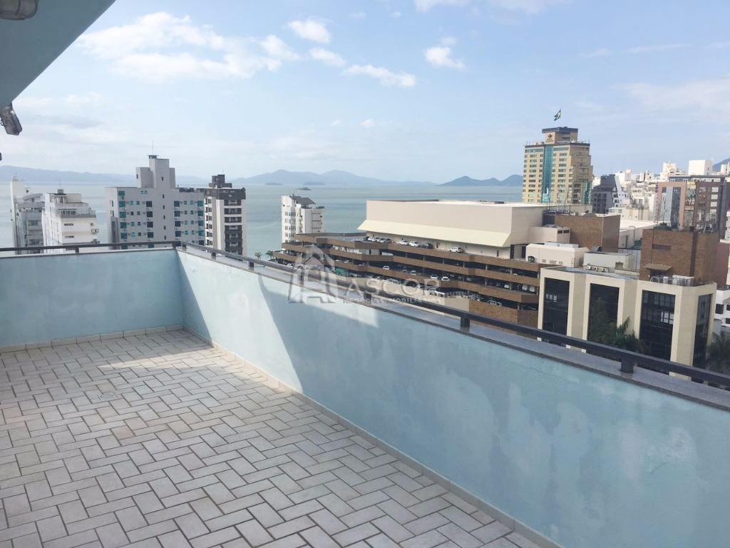 Cobertura 3 Dorm, Centro, Florianópolis (CO0131) - Foto 18