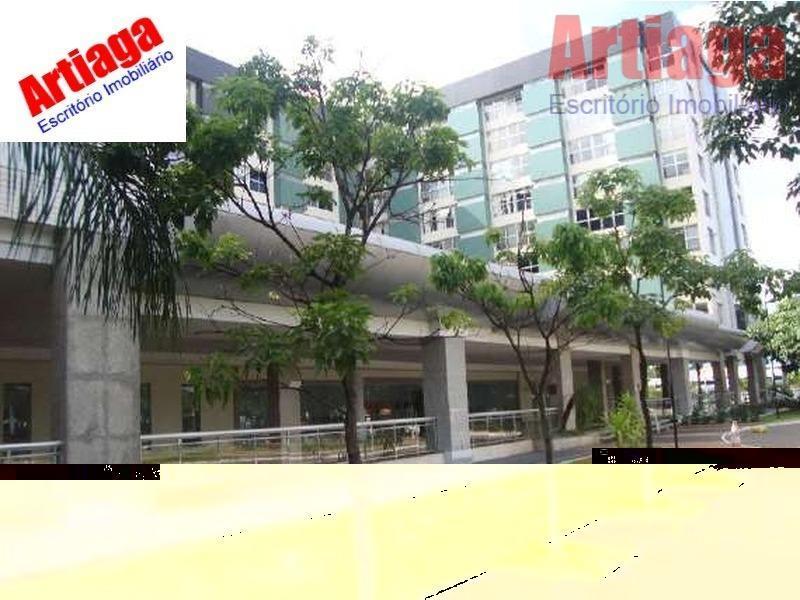 Sala comercial para locação com 1 vaga de garagem, Ed.Multiempresarial sala 321 .Asa Sul, Brasília.