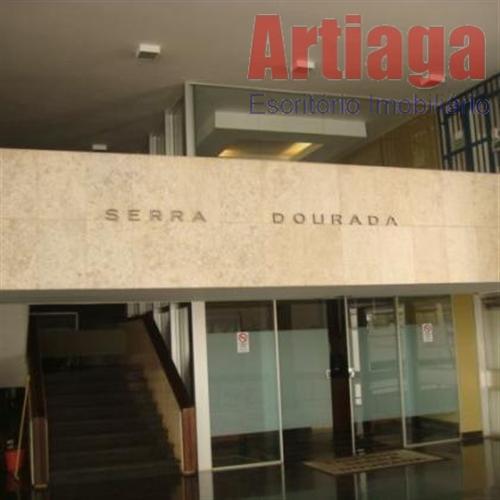 EXCELENTE SALA ED. SERRA DOURADA