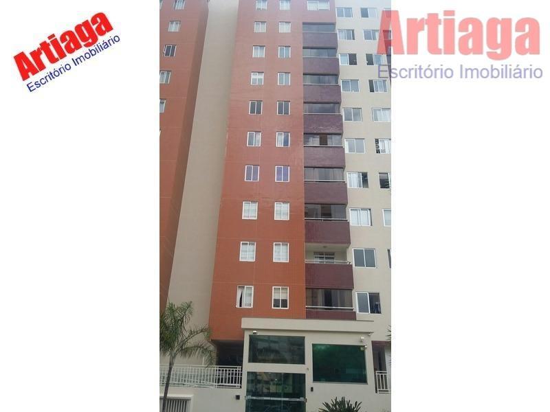 Apartamento residencial para venda, Ed Eliane Fleury, Águas Claras.
