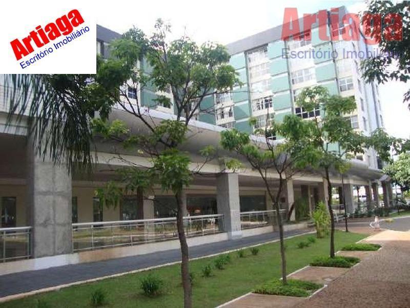 Excelente sala comercial para locação, no Ed. Centro Multiempresarial salas 766/767 .Asa Sul, Brasília.