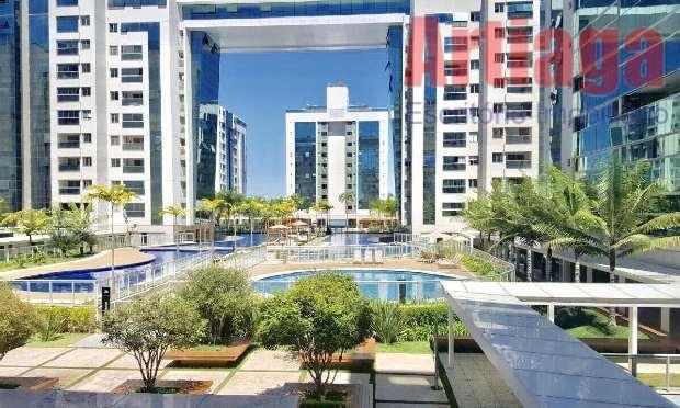 Apartamento residencial à venda de altíssimo padrão ,park sul, Guará.