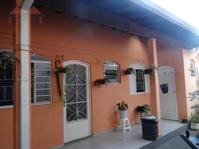 Casa  residencial à venda, Santa Luzia, Bauru.