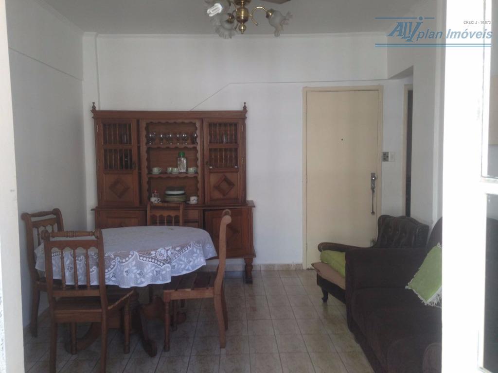 Apto 2 dorms, , no bairro do Gonzaga(VALOR  DE LOCAÇÃO REFERENTE A TEMPORADA)..