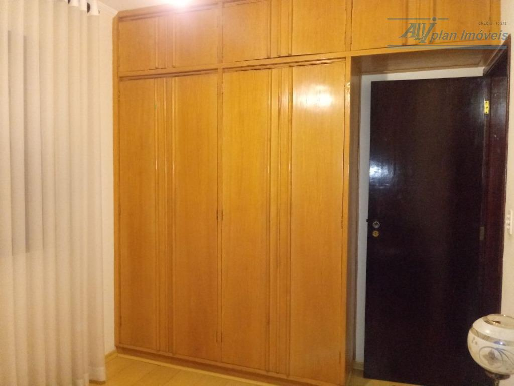 apartamento em santos, bairro marapé, lateral, andar abaixo,grande 3 dormitórios, 1 suite, armários, sala 2 ambientes,...