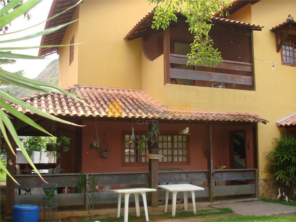 Casa residencial à venda, Itaipu, Niterói - CA0069.
