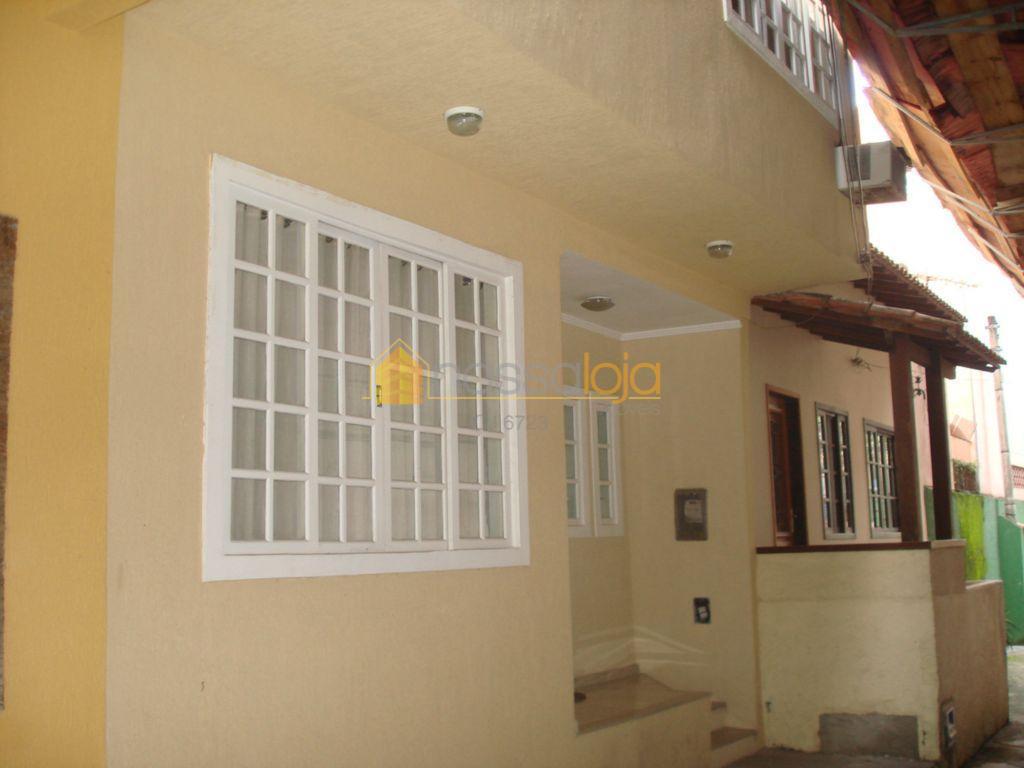Casa residencial à venda, Santa Rosa, Niterói - CA0028.