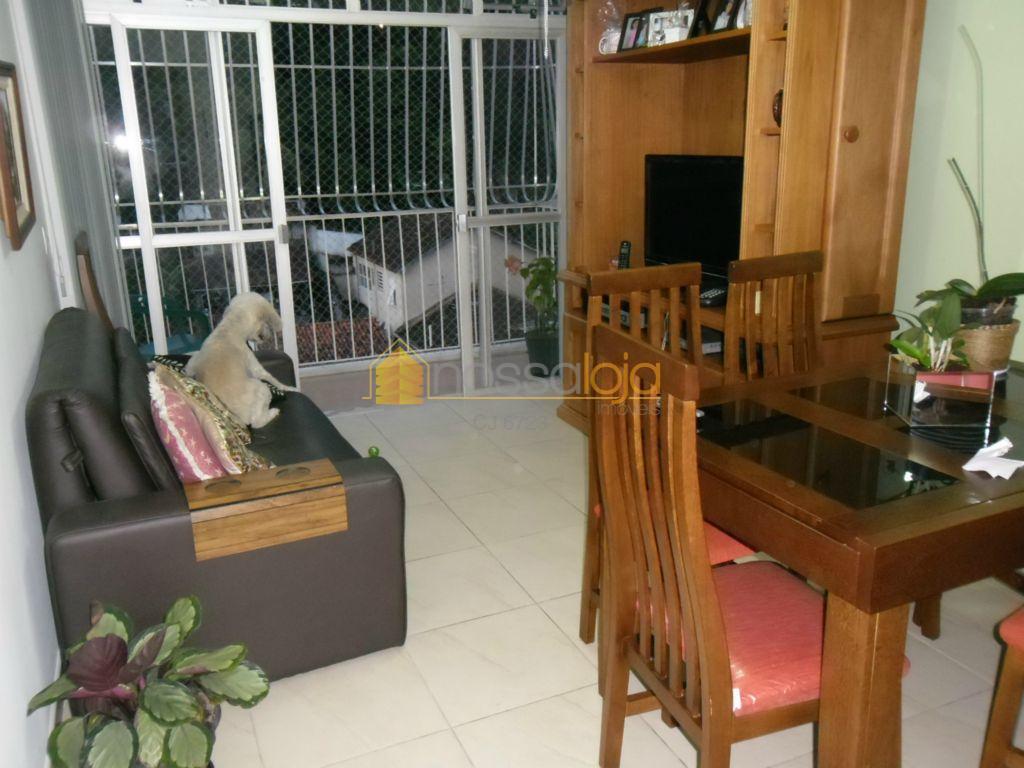 Apartamento residencial à venda, Santa Rosa, Niterói - AP0673.