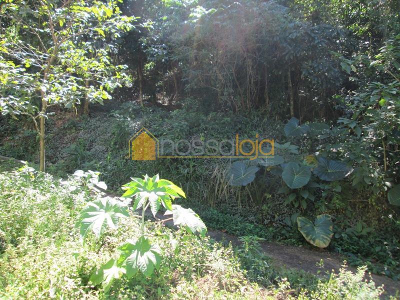 terreno em aclive suave com 627,45 m² com linda área verde, com acesso por rua fechada,...