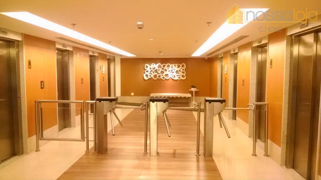 Excelente Sala Comercial no Prédio mais Moderno do Centro de Niterói