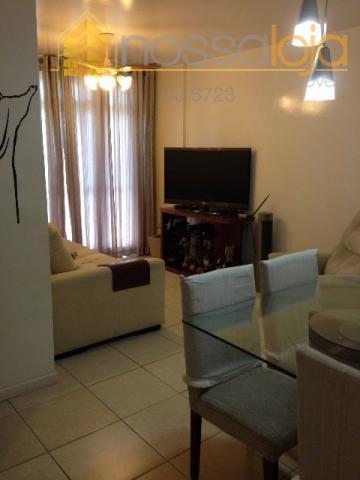 Apto Vazio, Varanda, Sala em L, 2 Quartos, Suite, Banho, Cozinha Mobil, Área, Banho Empregada e 1 vaga.