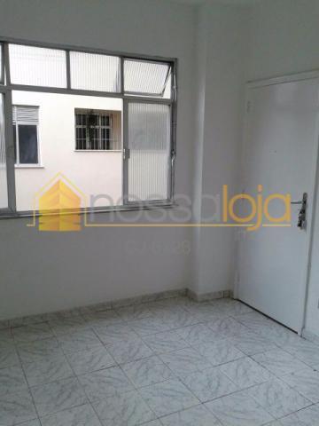 Apartamento Junto Estação Barcas, Vazio, Sala, 1 Quarto, Banheiro Social, Cozinha, Área, Vaga.