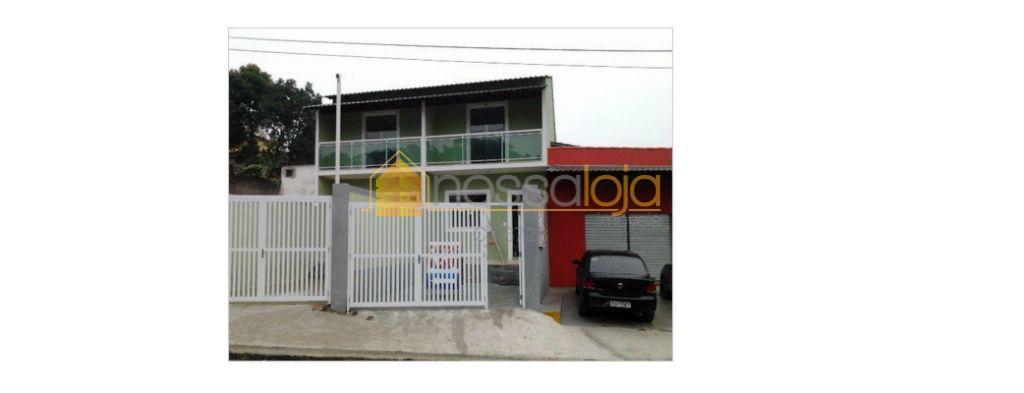 Casa residencial à venda, Colubande, São Gonçalo.
