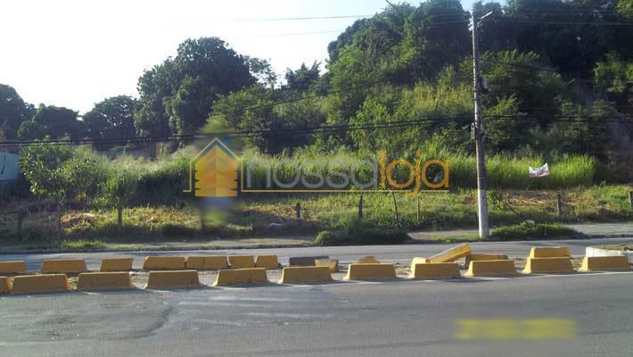 excelente terreno comercial ou residencial com 845 m² na estrada caetano monteiro, próximo a igreja santa...