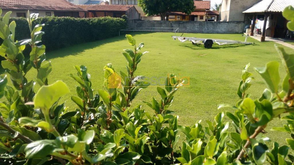 Terreno  residencial à venda, em condomínio de alto padrão em Maricá - Ponta Grossa