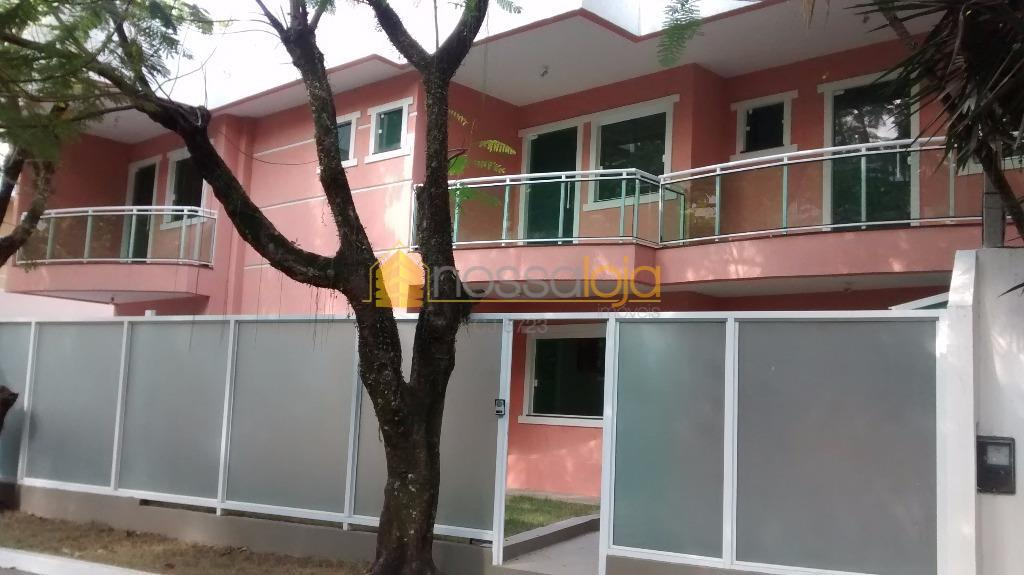 Casa residencial à venda, Charitas, Niterói.