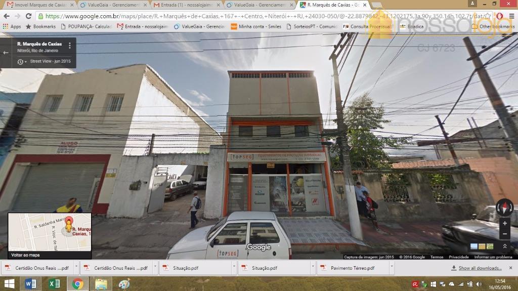 Prédio de Uso Comercial no Centro de Niterói