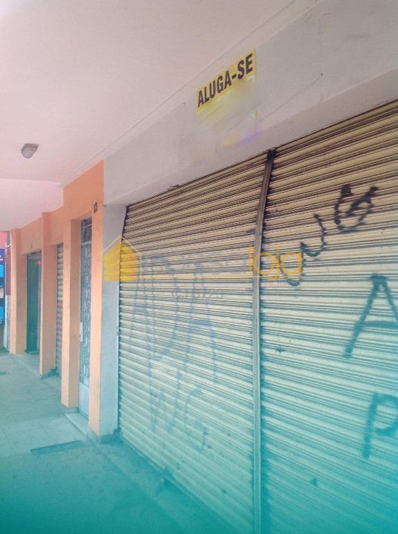 Galpão  comercial para locação, Fonseca, Niterói.