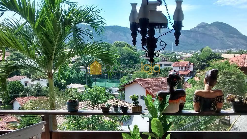 Casa  Condomínio 4 Quartos, Suíte, Itaipu, Niterói.