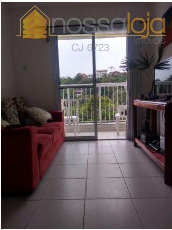 Vale Paineiras, Apartamento Piso Cerâmico, Sol Manhã, Varanda, Sala, 2 Quatos, Suite, Banho, Cozinha, Área, Vaga, Play Clube.