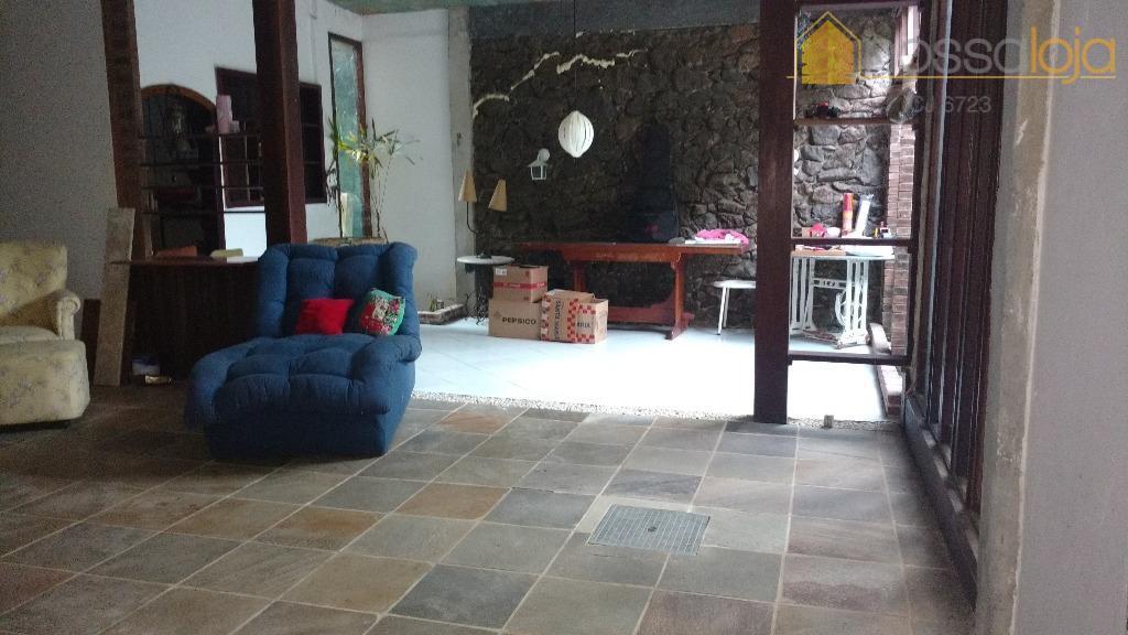 Excelente Casa residencial para venda e locação, Mata Paca, Niterói.