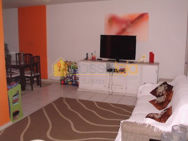 Apartamento residencial à venda, Icaraí, Niterói - AP1267.