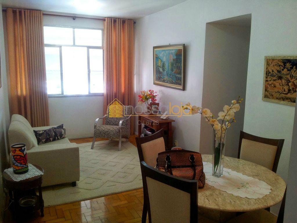 Apartamento residencial à venda, Icaraí, Niterói - AP1789.