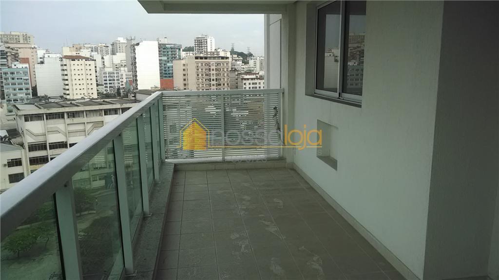 Apartamento residencial para locação, Santa Rosa, Niterói.