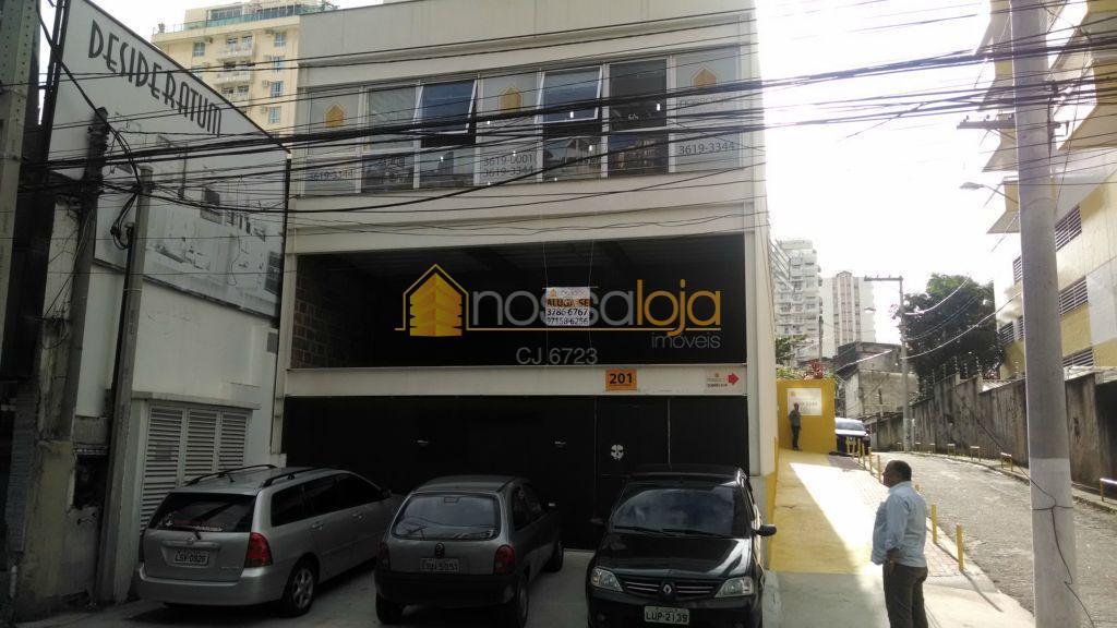 Loja comercial para locação, Icaraí, Niterói.