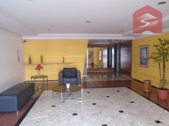 Apartamento de 3 dormitórios em Papicu, Fortaleza - CE