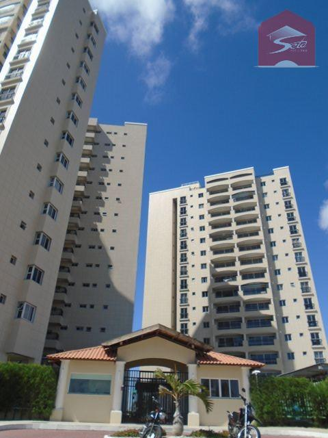 Apartamento  residencial à venda, De Lourdes, Fortaleza.