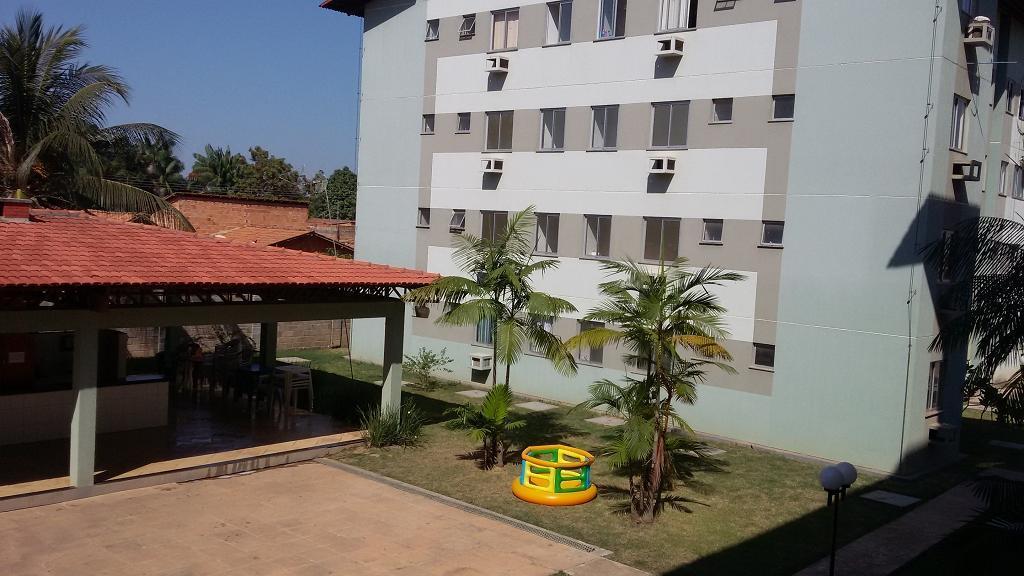 Apartamento residencial para locação, Cidade Nova, Marabá.