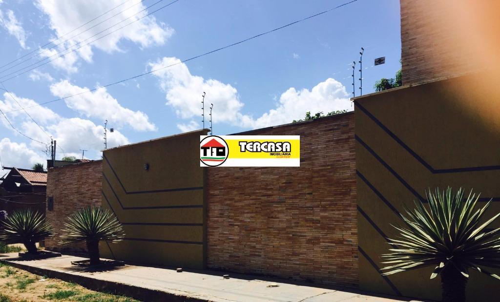 Casa residencial à venda, São Félix I, Marabá.