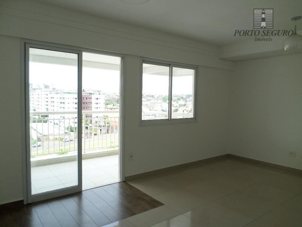 Apartamento residencial para locação, Vila Frezzarin, Americana.