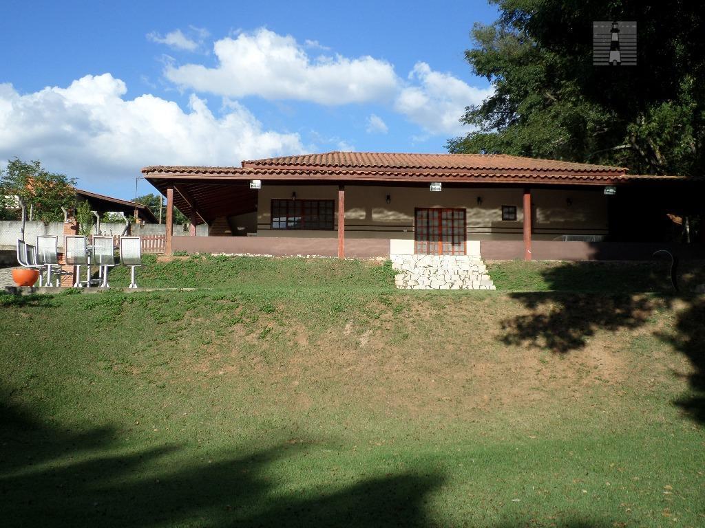 Chácara residencial à venda, Distrito Industrial I, Santa Bárbara D'Oeste.