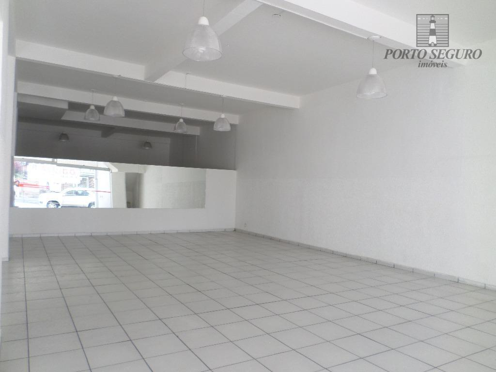 Salão comercial para locação, Vila Frezzarin, Americana.