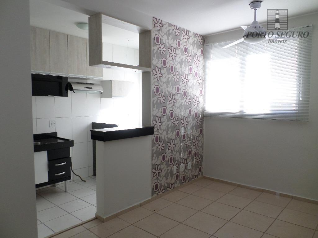 Apartamento residencial para locação, Jardim América II, Americana.