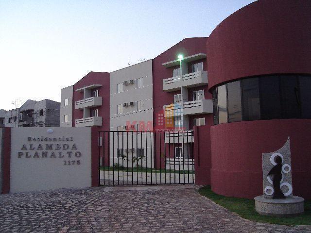 Vende-se apartamento no Residencial Alameda Planalto