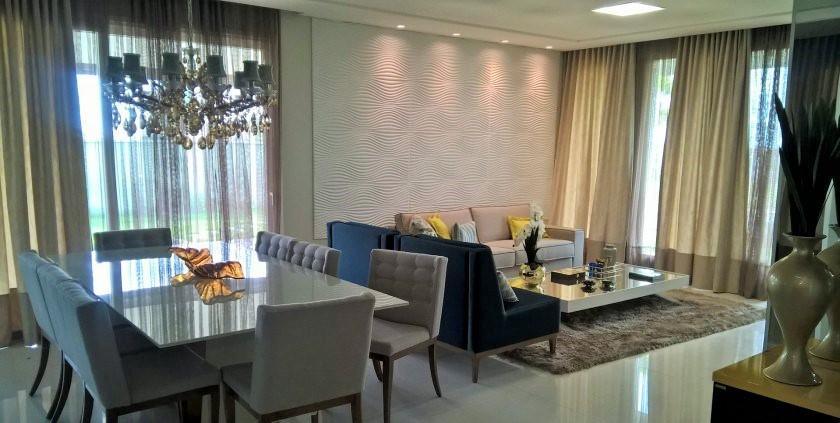 Vende-se casa alto padrão semi-mobiliada no Alphaville Mossoró