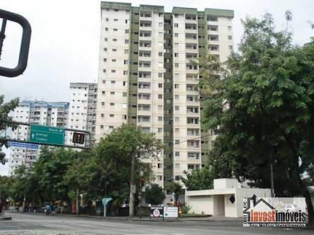 Apartamento residencial à venda, Várzea, Recife - AP0009.