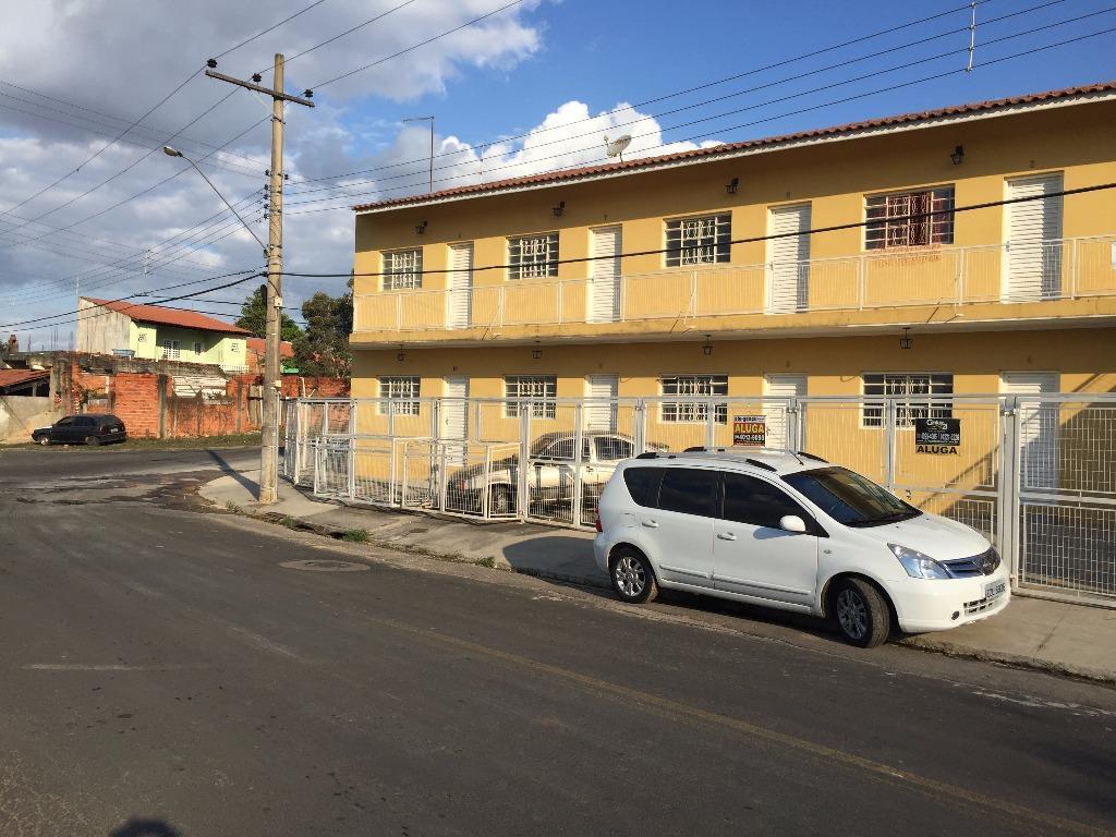 Kitnet  residencial para locação, Parque Residencial Potiguara, Itu.