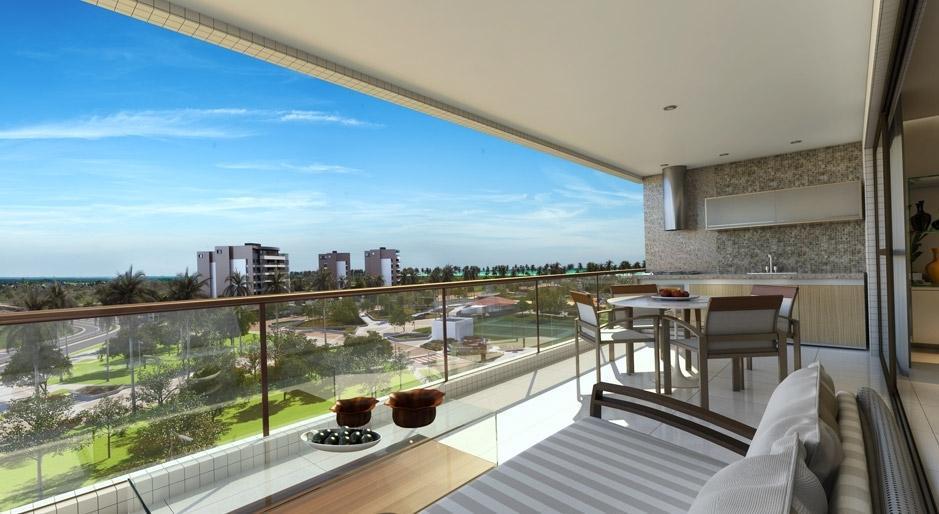Apartamento Residencial para locação, Horto Bela Vista, Cabula, Salvador