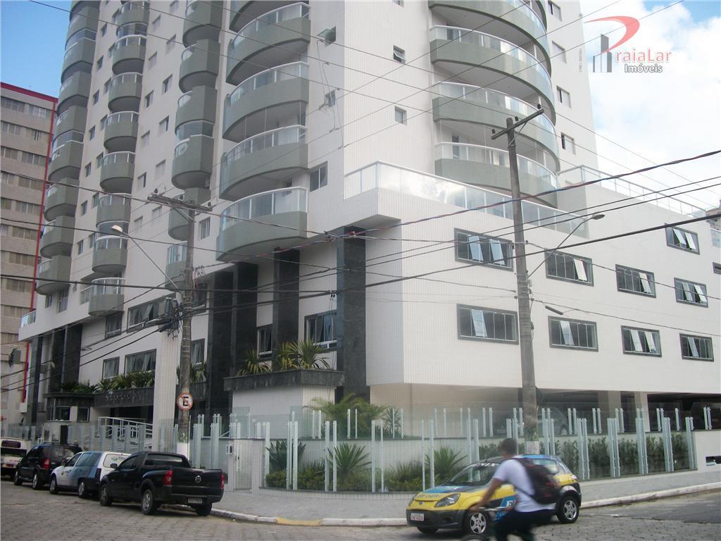 Residencial Santo Expedito X com 3 Dormitórios - Campo da Aviação, Praia Grande.