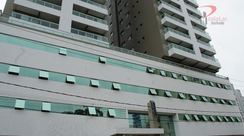 Apartamento em Praia Grande Canto do Forte lazer Completo - Pronto para morar - Residencial Romeu Sachetto
