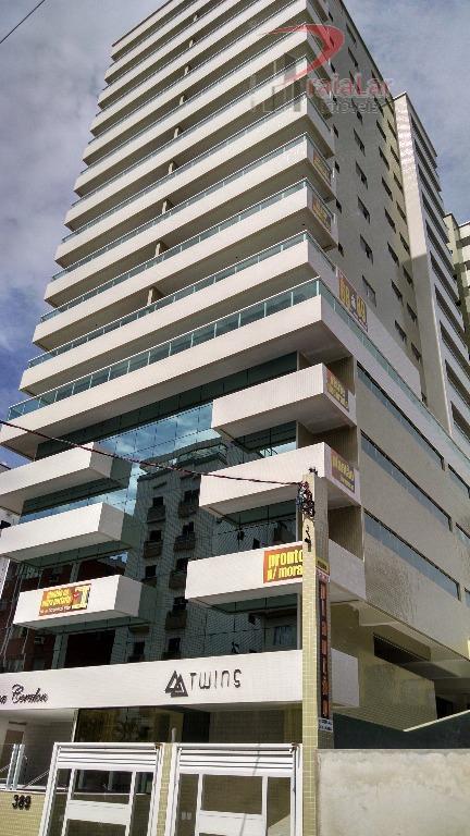 Apartamento à venda, Canto do Forte, Praia Grande. Twins Coralon, Maria Eduarda Coralon