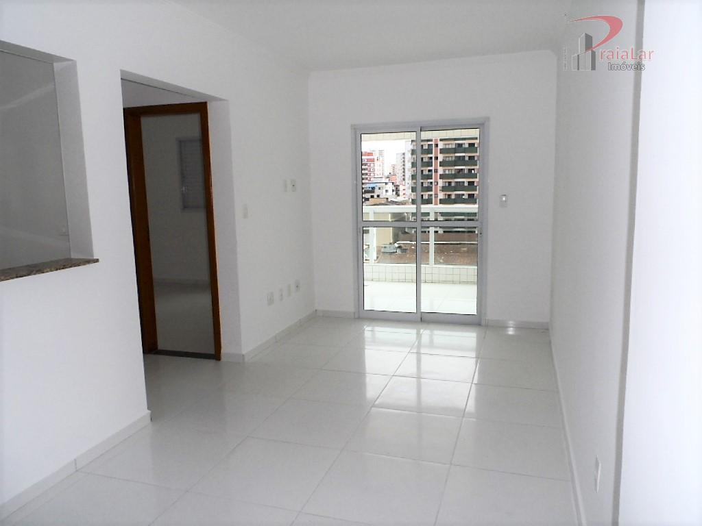 Apartamento 1 Dormit Rio 1 Vaga Churrasqueira Na Sacada Tupi Praia  -> Fotos De Cozinha Conceito Aberto