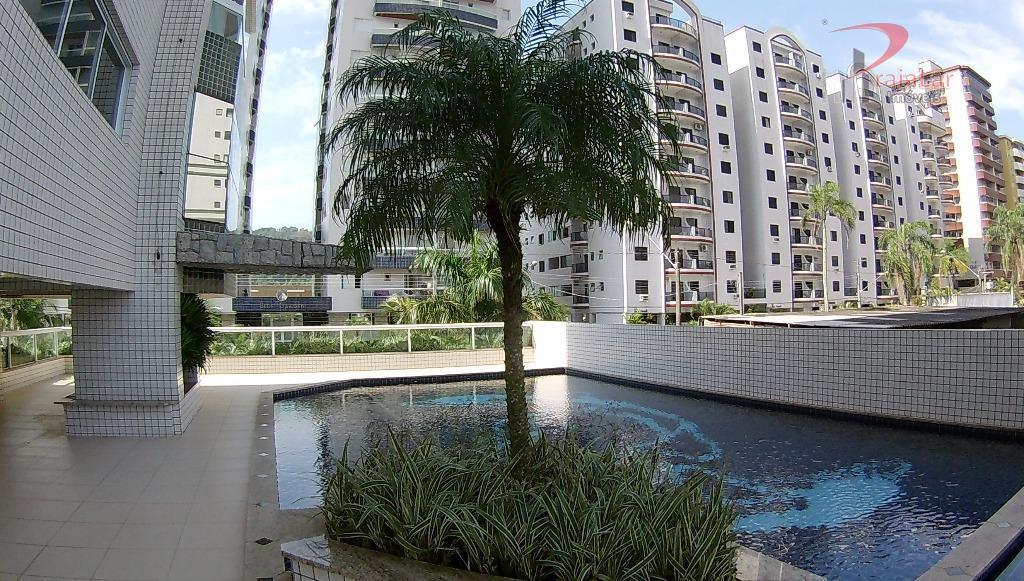 Apartamento 3 dormitórios 2 suítes  2 vagas demarcadas Canto do Forte Praia Grande