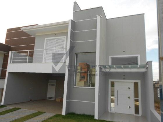 Casa residencial à venda, Condomínio Reserva da Mata, Vinhedo - CA0964.