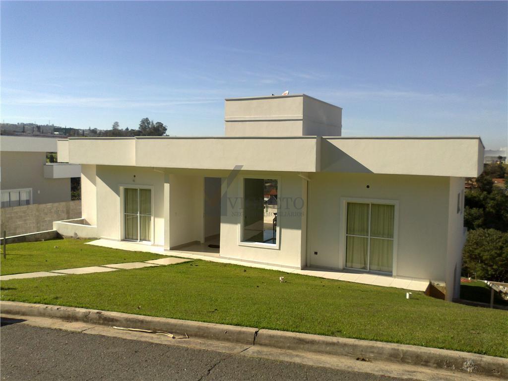 Casa residencial à venda, Condomínio Estância Marambaia, Vinhedo - CA1275.