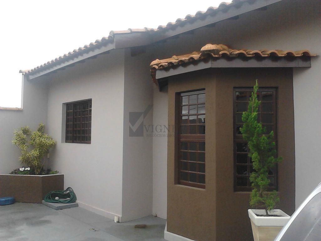Casa  residencial para venda e locação, Ana Carolina, Valinhos.